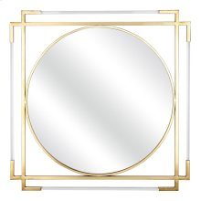 Verona Acrylic Wall Mirror