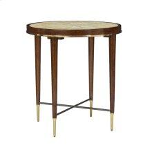 Purveyor Stiletto Round End Table