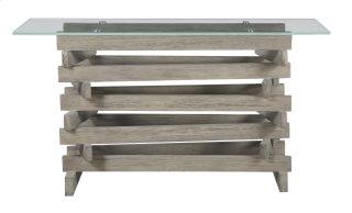 Jenga Sofa Table