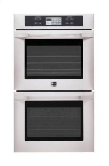 "LG Studio - 4.7(x2) cu.ft. Capacity 30"" Built-in Double Wall Oven with Convection System"