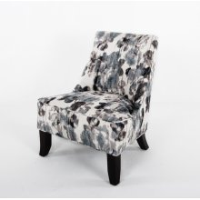 Contemporary armless chair