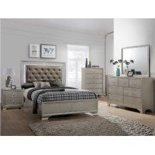 Crown Mark B4300 Lyssa King Bedroom