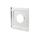 Smart Choice Square Chrome Burner Pan, Fits Specific Product Image