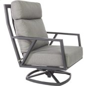 Aris Swivel Rocker Lounge Chair