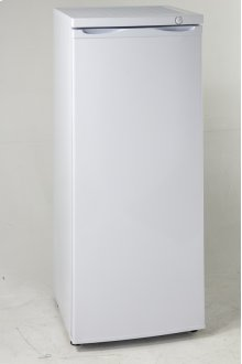 5.3 Cu. Ft. Vertical Freezer - White
