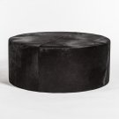 St Francis Leather Ottoman Product Image