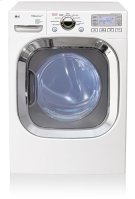 SteamDryer Ultra-Capacity Dryer with SteamSanitary Technology (White) Product Image