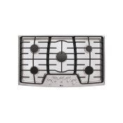 "36"" Gas Cooktop with SuperBoil™"
