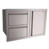 Double Drawer / Door Combo - VDC1