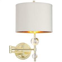 New York Mod wall lamp