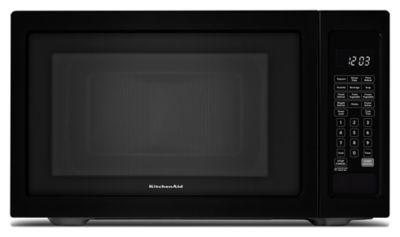 1200-Watt Countertop Microwave Oven - Black