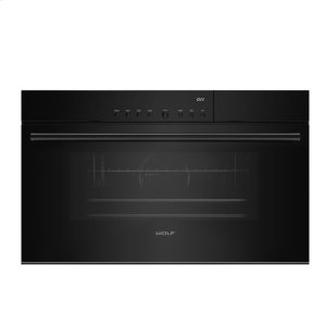 "WOLF30"" E Series Contemporary Convection Steam Oven"