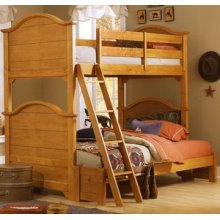 Bunk Bed w/ Extension