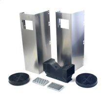 Range Hood Ductless Kit - Stainless Steel