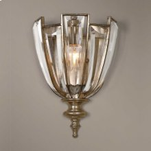 Vicentina, 1 Lt Wall Sconce
