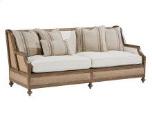 Ivory Foundation Sofa