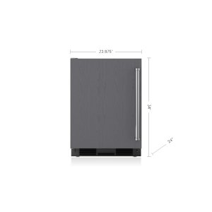 "24"" Undercounter Refrigerator - Panel Ready"