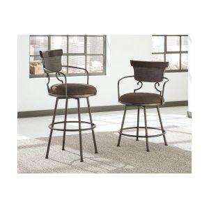 Ashley FurnitureSIGNATURE DESIGN BY ASHLEYTall UPH Barstool (1/CN)