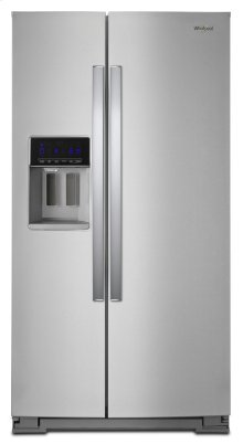 36-inch Wide Counter Depth Side-by-Side Refrigerator - 21 cu. ft.