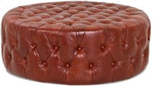 Dwell Living Room TUFTED Ottoman GL4300 OTTO