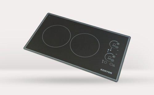240v Lite-Touch Q® Cortez 2 Burner
