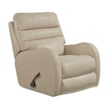 Power Wall Hugger Recliner w/USB Port - Ash