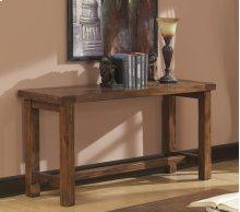 Emerald Home Chambers Creek Sofa Table Brown T4122