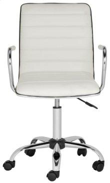 Jonika Swivel Desk Chair - White