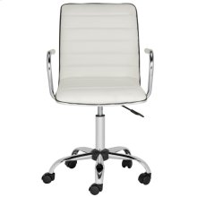 Jonika Swivel Desk Chair - White