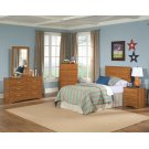 3 Drawer Mates Bed Product Image
