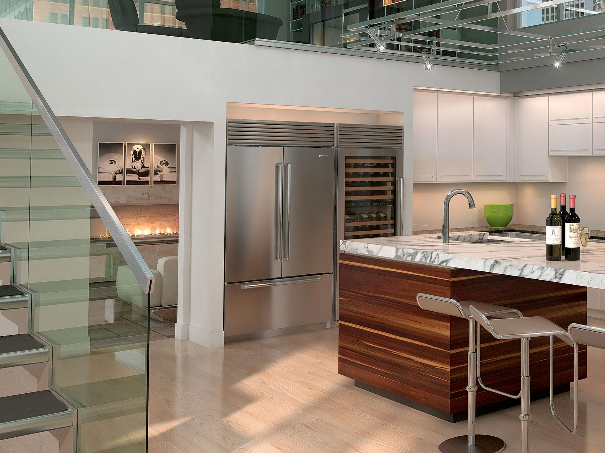 doors inch ines elegant french style refrigerators refrigerator of ge door awesome