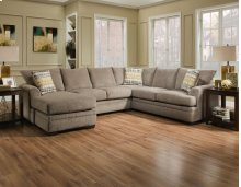 6800 - Perth Pewter 2-Piece Sectional
