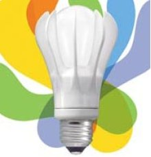 General Electric 9 Watt Energy Smart® LED A19 Lamp