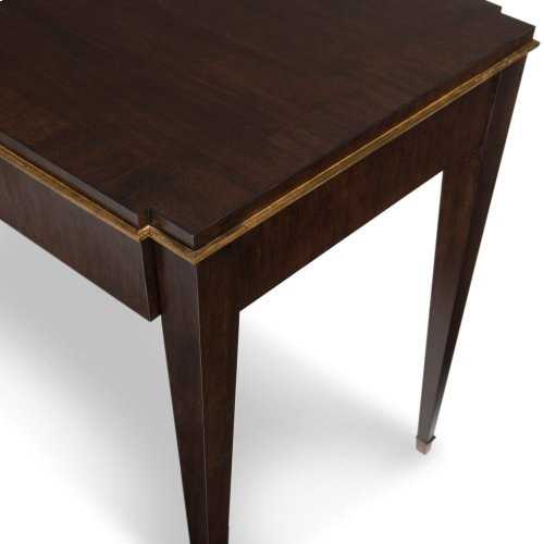 Terrace Writing Desk - Walnut