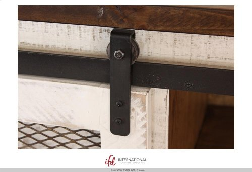 5/0 Low Profile Footboard & Rails