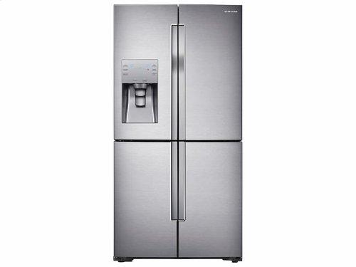 23 cu. ft. Counter Depth 4-Door Flex Refrigerator with FlexZone