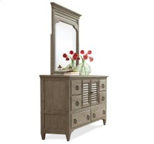 Myra Door Dresser Natural finish