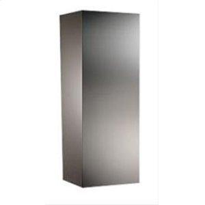 BestFlue Extension Kit for WTD9M Series Stainless Steel Outdoor 10-ft. to 12-ft. Chimney Range Hood