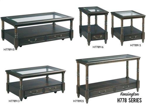 Kensington H778913 Cocktail Table