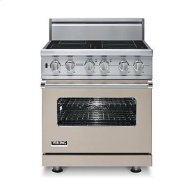 """30"""" Custom Electric Induction Range, No Brass Accent"""