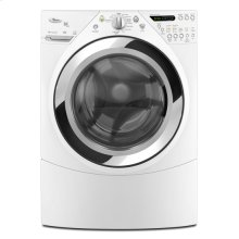 White Whirlpool® 3.9 cu. ft. Duet® Front Load Steam Washer