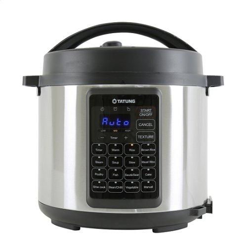 6-Quart ERA Pressure Cooker