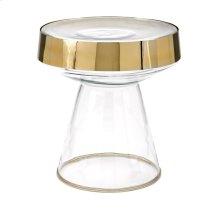 Leman Glass Table