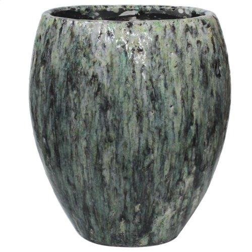 """DT0355  11x7x14.5"""" Terracotta Vase 2EA/CTN"""