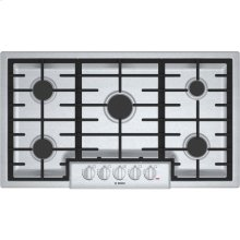 """36"""" Gas Cooktop 800 Series - Stainless Steel (Scratch & Dent)"""