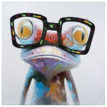 Hipster Froggy