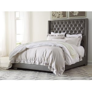 Ashley Furniture Coralayne - Silver 2 Piece Bed Set (Queen)