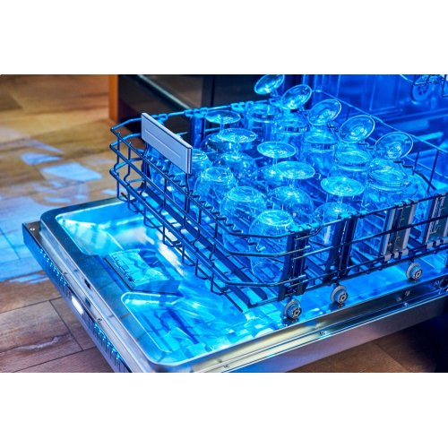 24-Inch Custom Panel Glass Care Center