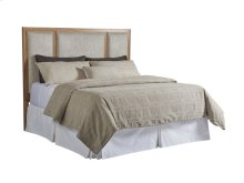 Queen Crystal Cove Customer Upholstered Panel Headboard