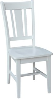 San Remo Chair Beach White